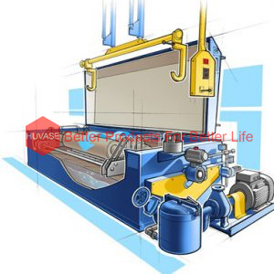 TYPE 150 Roller washing machine