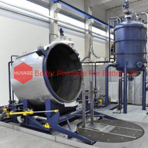 Máy rửa bồn chứa TYPE SKM