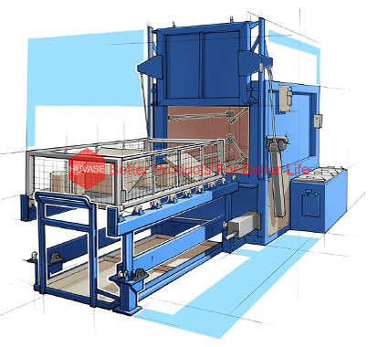 Máy rửa bộ phận máy in TYPE 310