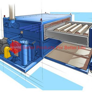 TYPE 360 Roller washing machine