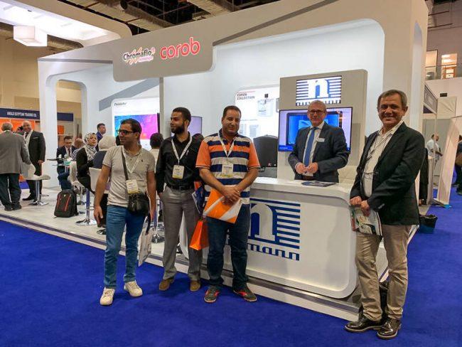 Công ty NIEMANN tham gia triển lãm tại Ai Cập