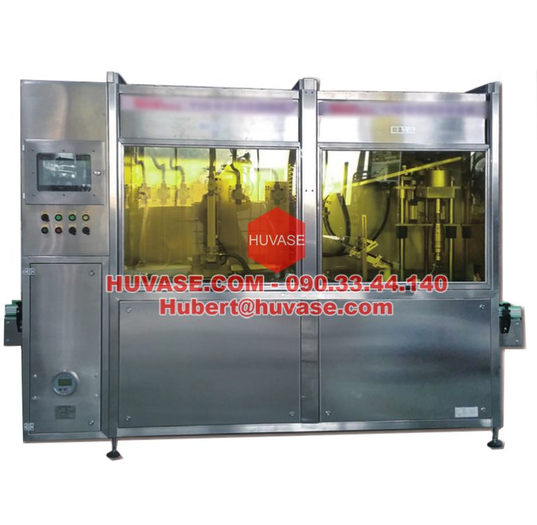 Automatic filling machine for electronic chemicals 6FH-AT-Q10