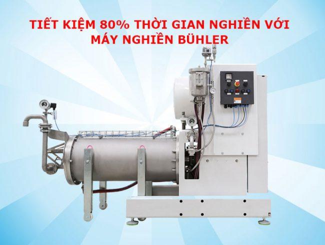 Bạn muốn cải thiện hiệu năng và chất lượng sản phẩm dùng thử ngay máy nghiền ngang tốt nhất thế giới - Bühler