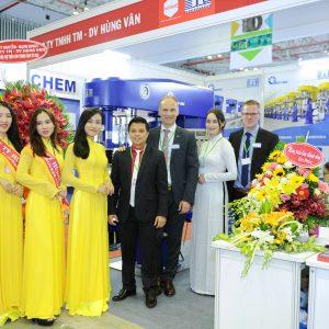 Hùng Vân phân phối máy nghiền rổ Niemann tại thị trường 5 nước Đông Nam Á