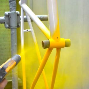 Hiện tượng khó sơn vào các góc trong sơn tĩnh điện