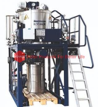 TYPE ROTO MAX Distillation Unit