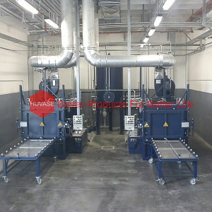 Máy rửa bộ phận máy in TYPE HP