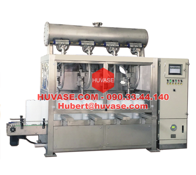 Automatic Quantitative Filling Machine 4FH-AT-Q30