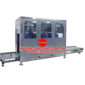 Automatic Open/Screw cover filling machine V5 300A1Q