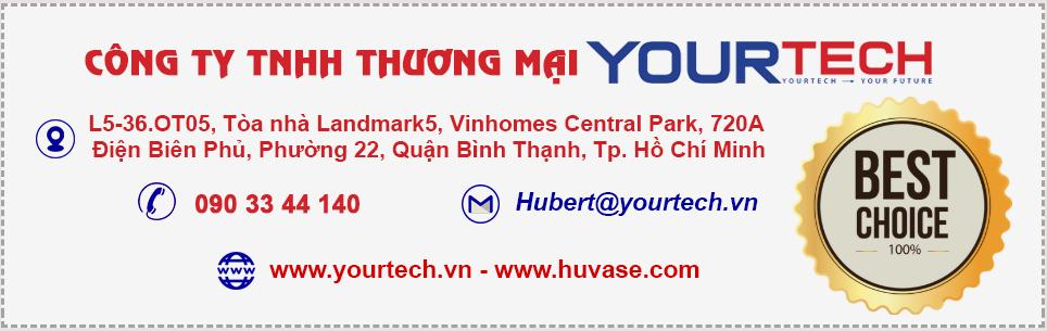 Liên hệ công ty TNHH thương mại Yourtech