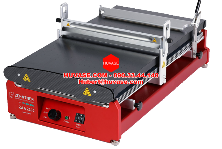 Proceq Automatic Film Applicator for use with Heatable Plates
