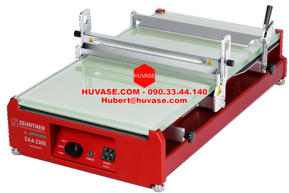 Máy kéo màng tự động sử dụng tấm chịu nhiệt Proceq ZAA 2300