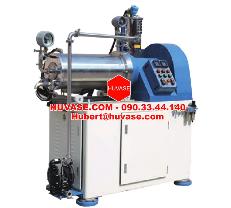 LSM Series High Performance Disk Bead Mill