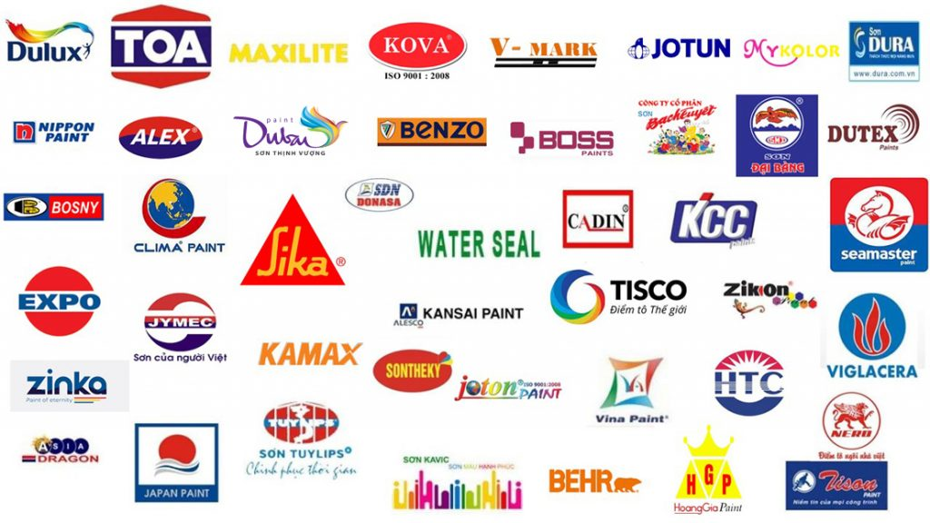 Cạnh tranh khốc liệt giữa các hãng sơn tại thị trường Việt Nam