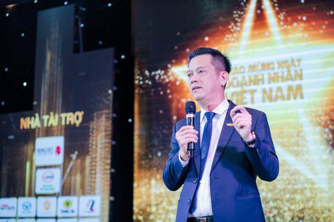Ông Nguyễn Quốc Bảo – Chủ tịch VREC, HREC