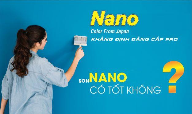 Sơn công nghệ nano